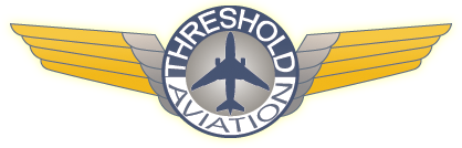 Threshold Aviation's Logo